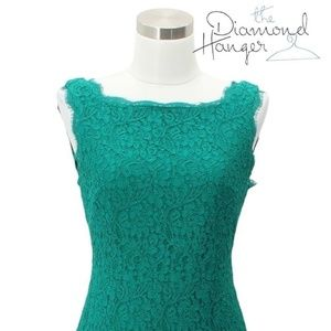 A90 ADRIANNA PAPELL Designer Dress Size 4 Small Gr